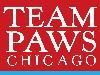 Team Paws Chicago Logo