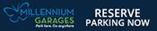 Millennium Garage logo